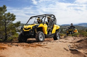 Can-Am Commander 800R / 1000 Wiring Diagrams on