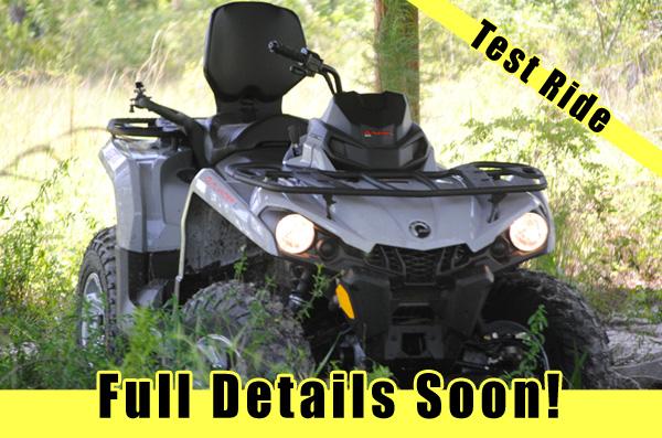 Outlander L MAX 500 DPS
