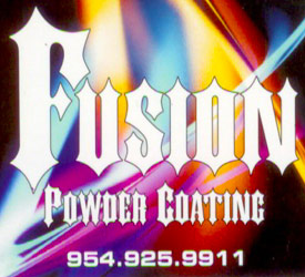 Fusion Powder Coating