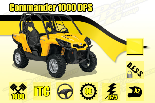 2014 Commander 1000 DPS