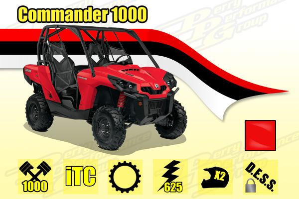 2014 Commander 1000