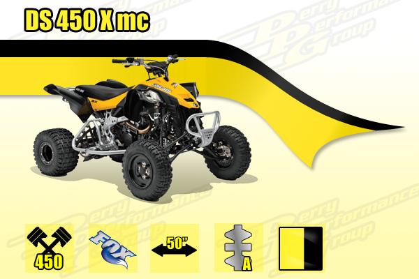 2014 DS 450 X mc