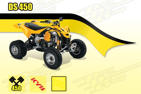 2014 DS 450