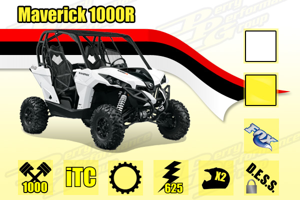 2014 Maverick 1000R