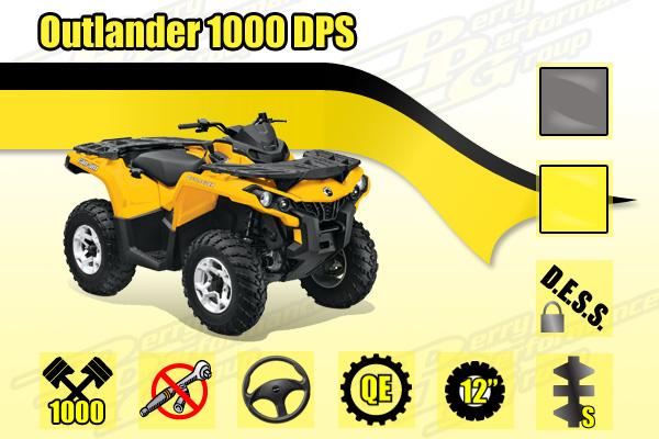 2014 Outlander 1000 DPS
