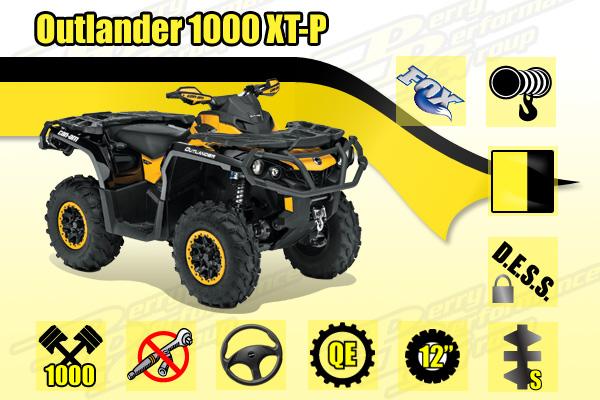 2014 Outlander 1000 XT-P