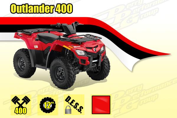 2014 Outlander 400