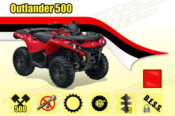 2014 Outlander 500