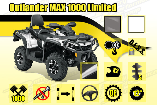 2014 Outlander MAX 1000 Limited