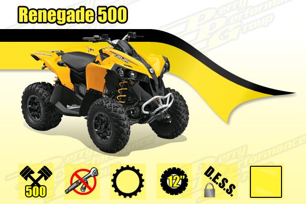 2014 Renegade 500