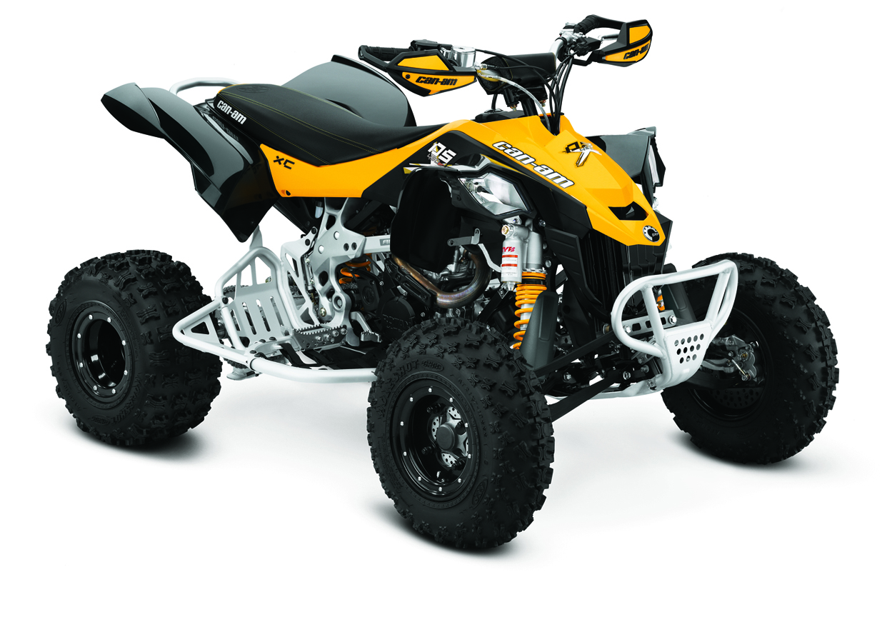 Can Am Outlander 450 >> 2014 DS 450 Family Gallery