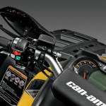 2014 Can-Am Outlander MAX 1000 XT-P Hand Controls