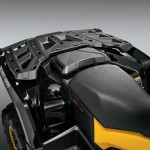 2014 Can-Am Outlander MAX 1000 XT-P seat 1 up