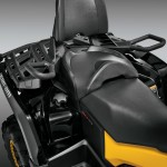 2014 Can-Am Outlander MAX 1000 XT-P seat 2 up