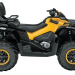 2014 Can-Am Outlander MAX 1000 XT-P