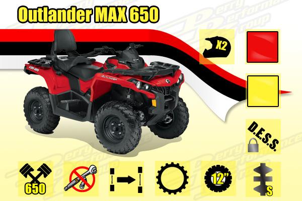 Outlander Max 650