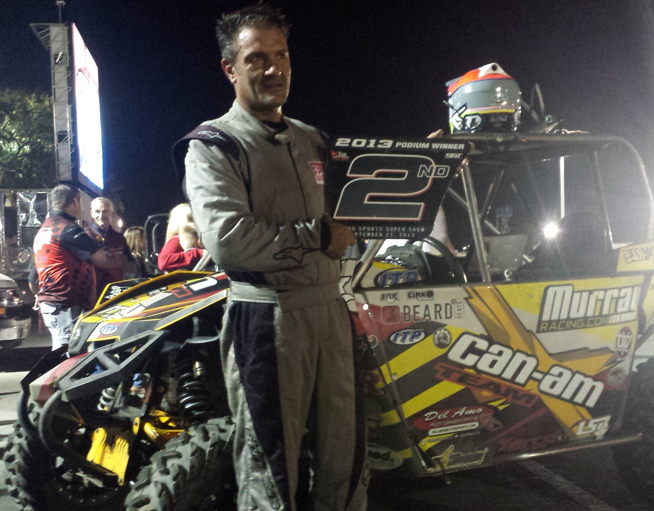Can am atv racers win 4 classes at gusher gncc for Del amo motor sport