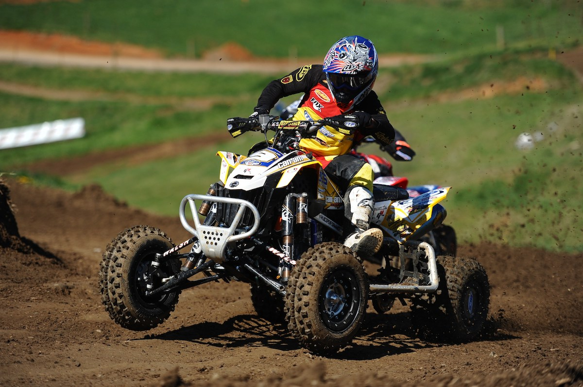 get ready for more canam wins