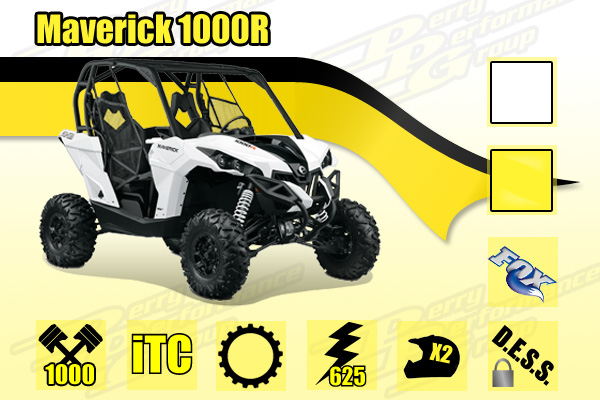 2015 Can-Am Maverick 1000R