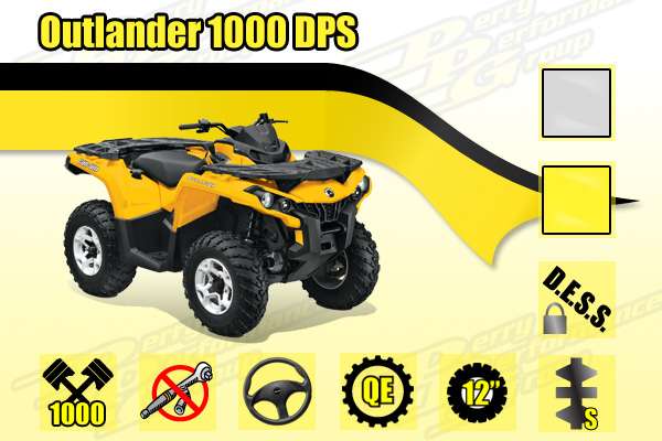 2015 Can-Am 1000 DPS