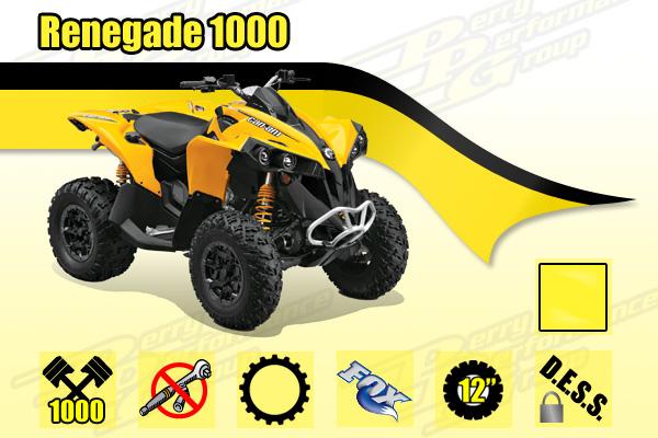 2015 Can-Am Renegade 1000