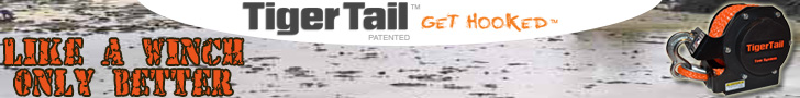 Tiger Tail Winch Systems