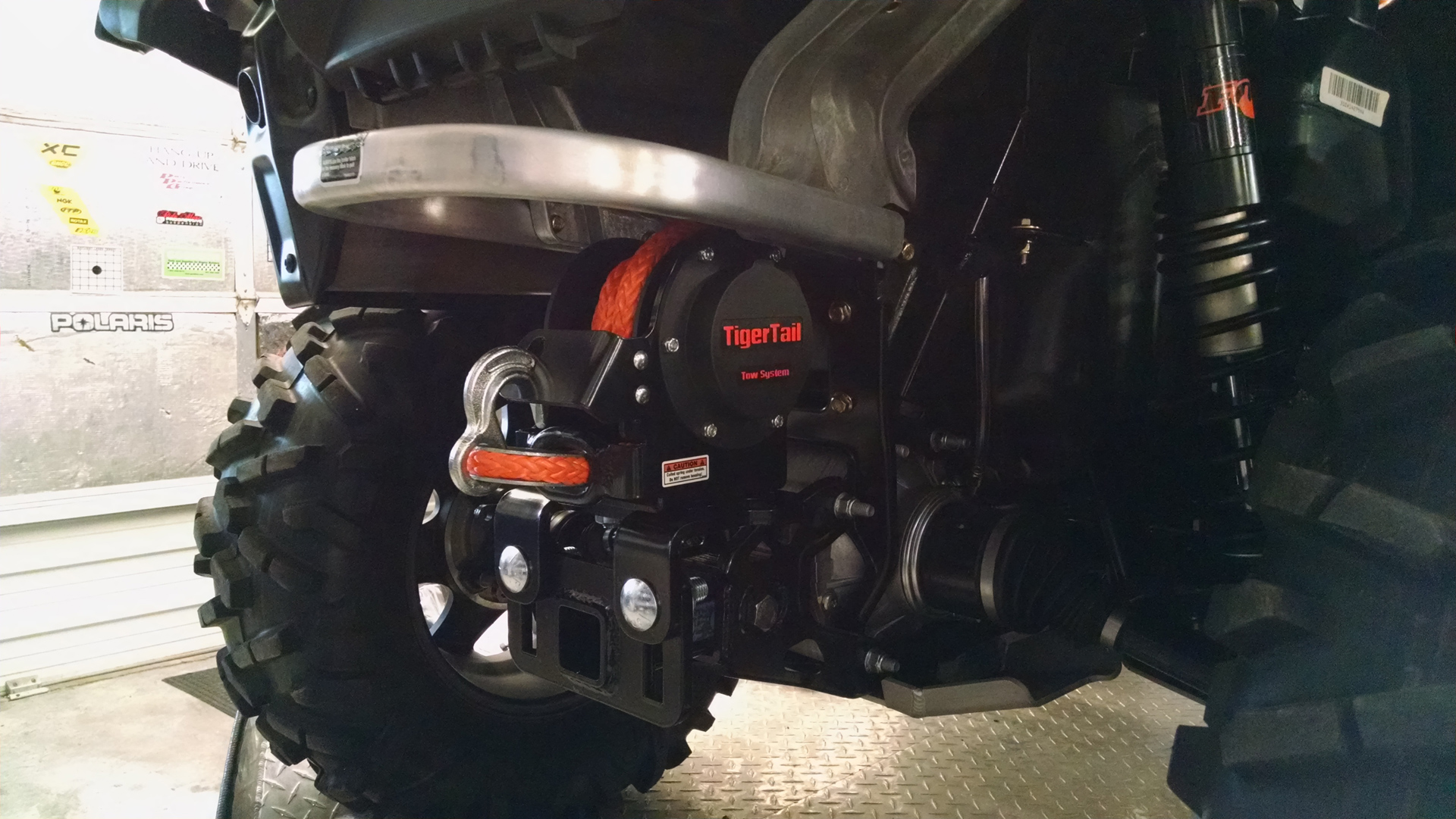 Tiger Tail Tow System Tow Ropes Made Easy
