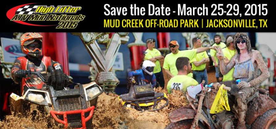 2015 High Lifter ATV Mud Nationals