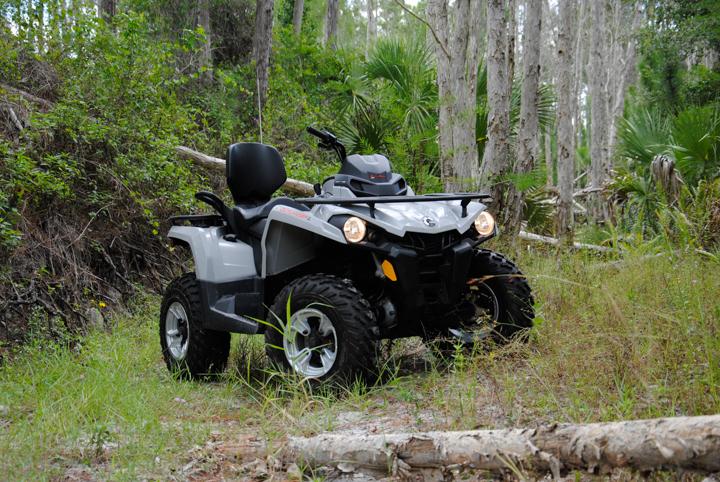 Outlander 500 L Max DPS, West Florida