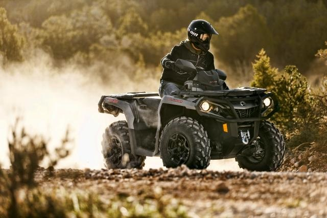 2016 Can-Am Outlander XT