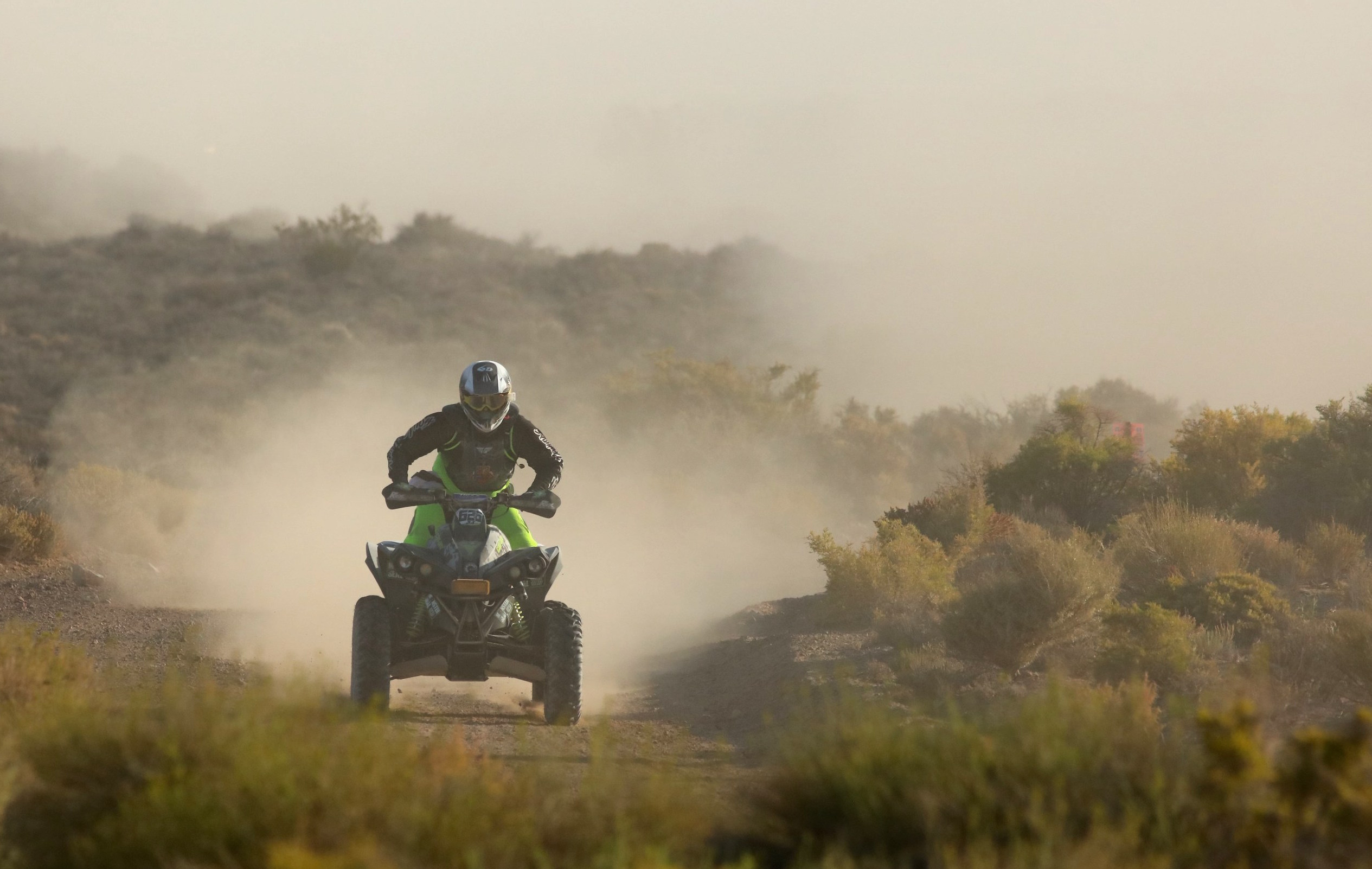 Can-Am Racers Earn Podiums in BITD Vegas to Reno