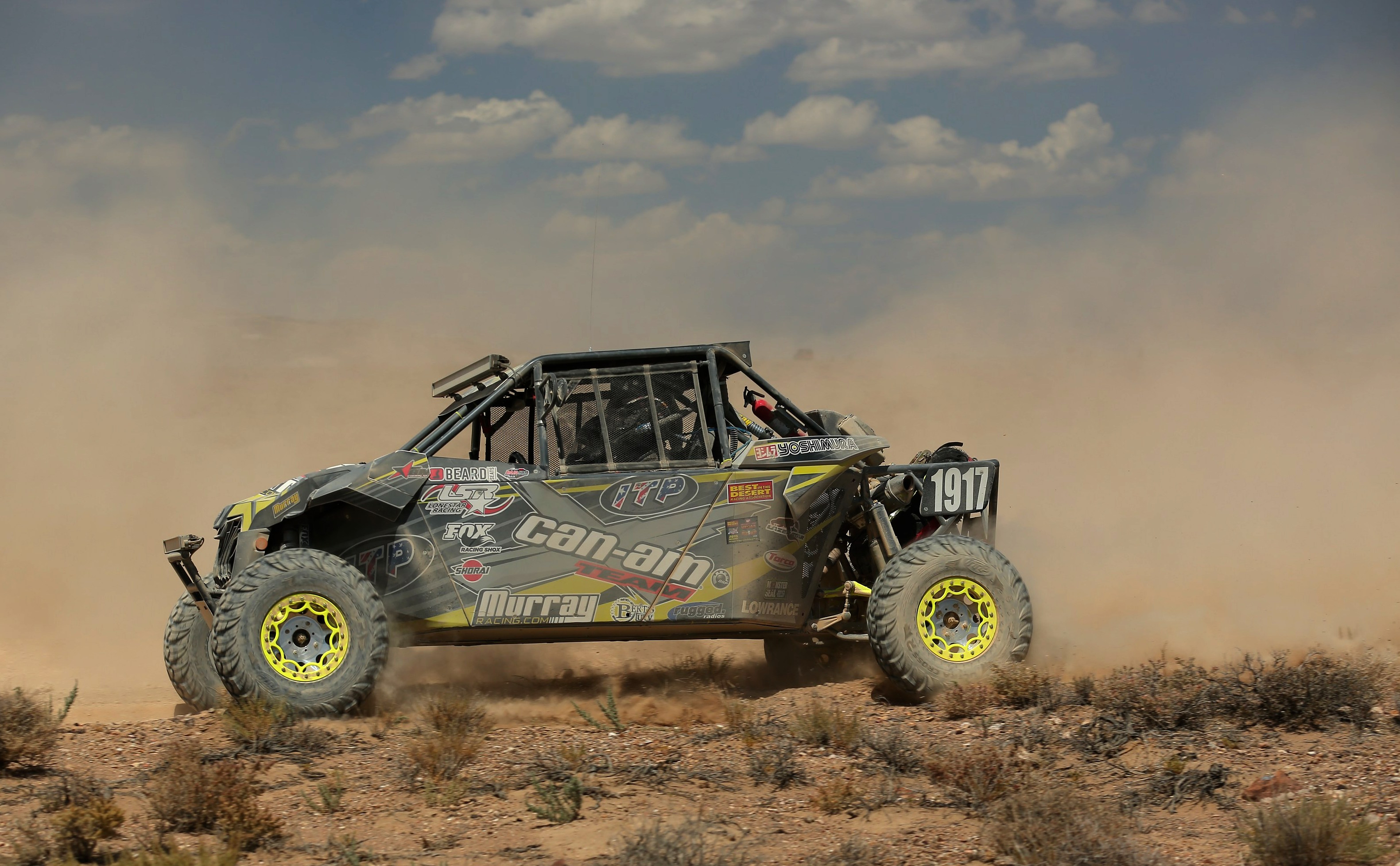 Can Am Racers Earn Podiums In Bitd Vegas To Reno