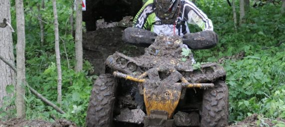 Can-Am 4×4 Pro ATV racers post 1-2 finish